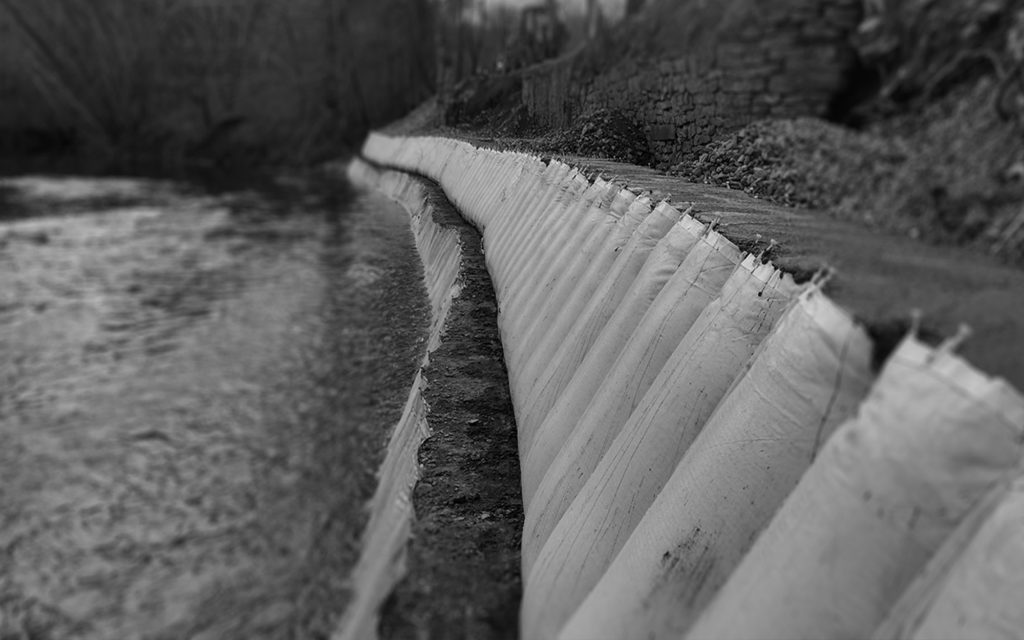 CREEK WALL