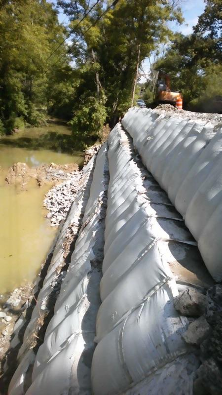 Guardian Retention Systems Retaining Wall Permashield™